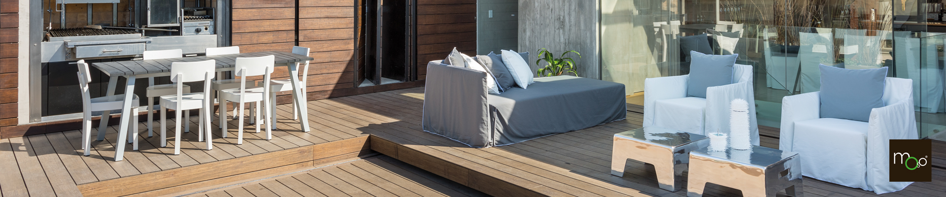 HOTwood bamboo decking boards | Carpentier Hardwood Solutions
