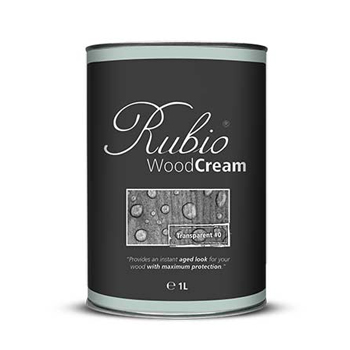 Rubio® WoodCream