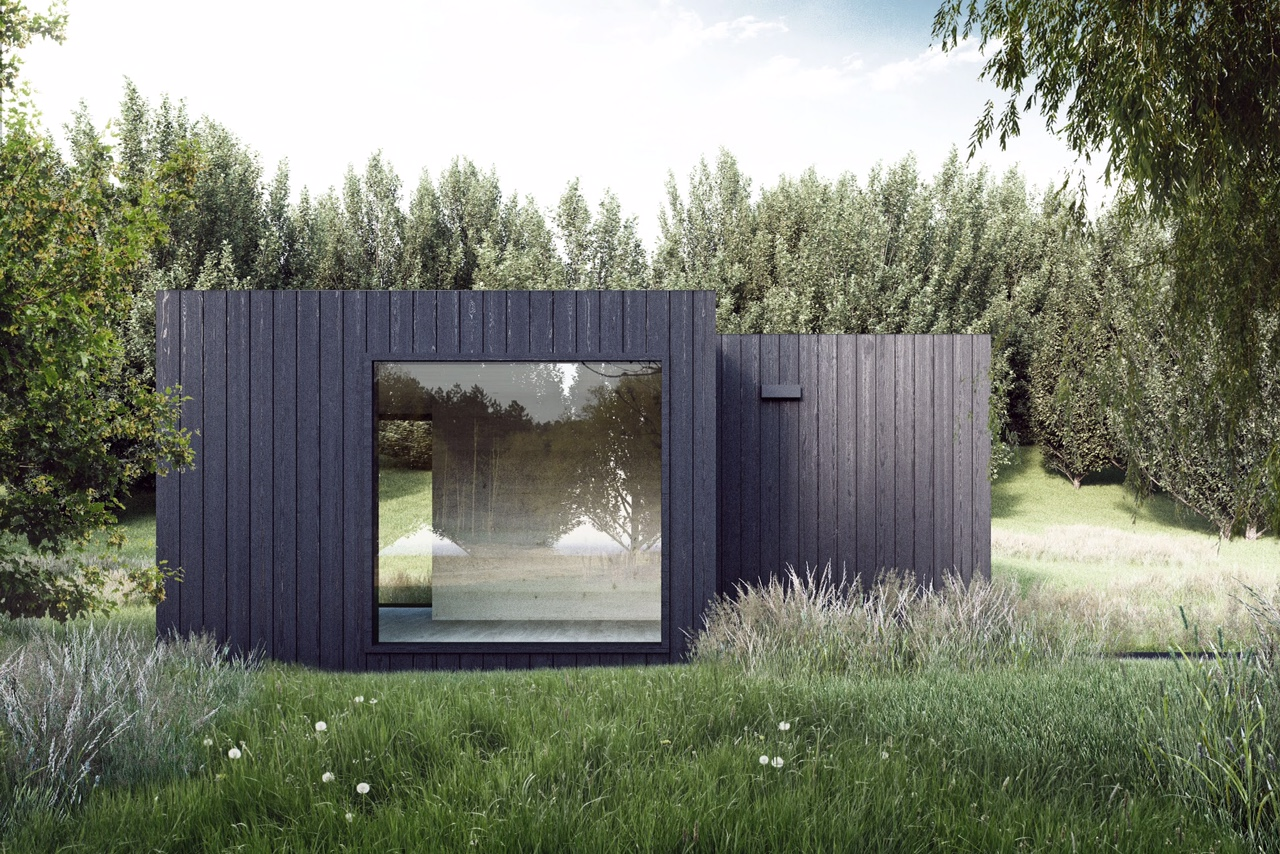 Studio de jardin mobile sur mesure | Carpentier
