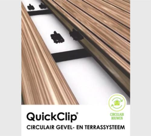 Circular decking and cladding system