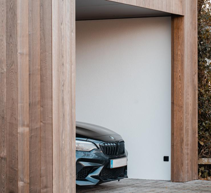 Holz Carport HOTwood Esche Namen